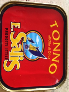 Sant'Antioco tuna fish