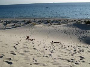 porto pino dune