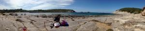 #Cala #Sapone the #lunar #beach