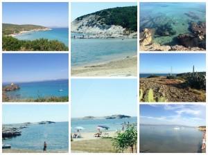 Itinerario Spiagge